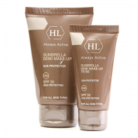 Holy Land Sunbrella Demi Make-Up to go (SPF 30)   Солнцезащитный крем, 50 мл